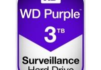 WD30PURX * HDD WD Purple 3TB, 5400rpm, 64MB cache, SATA III