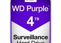 WD40PURX / WD40PURZ * HDD WD Purple 4TB, 5400rpm, 64MB cache, SATA III
