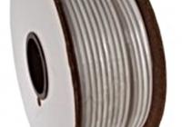 XC1608911 * Cablu coaxial DIGI-SAT 3000, 75 Ohm, LS0H, alb, colac 100m