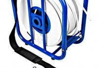 XC1609809 * Cablu coaxial DIGI-SAT 3040, 75 Ohm, PVC alb, cu derulator 100m