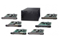 XGS3-42000R * 4-Slot Layer 3 IPv6/IPv4 Routing Chassis Switch