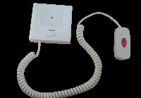 Y-SC-ANS * Statie de apelare cu buton de cerere/anulare serviciu montat pe cablu spiralat