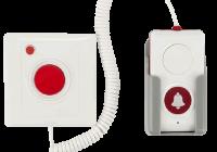 Y-SW-G33 * Apelator de perete, cu fir flexibil si activare prin buton la capatul firului