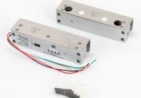 YB-500U(LED) * Mini bolt electric cu suport pentru usa de sticla