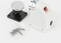 YD-609B * Electromagnet de retinere usa deschisa cu buton de deschidere