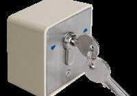 YKS-803D1 * Buton aplicabil cu cheie
