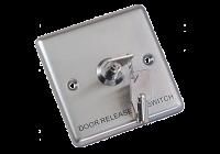 YKS-850S * Buton incastrabil din inox, cu cheie