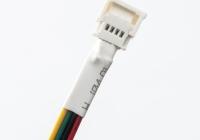 ZH-1DB * Conector simplu pentru cablu ZH-P06T/ZH-P06W