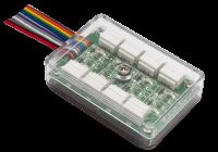 ZH-8B * Distribuitor cu 8 intrari si 8 iesiri pentru cablu ZH-P06T/ ZH-P06W