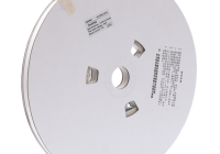 ZH4-P06-wh * Rola cablu alb autoadeziv 54m