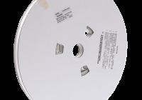 ZH4-P06-wh(M) * Cablu panglica autoadeziv 6mm, la metru