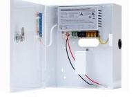 ZTP1203B-4F * Sursa de alimentare in comutatie cu cutie metalica, iesire baterie backup ajustabila 12-14VDc3A