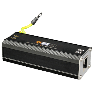 USP201GE-POE(V2) * Dispozitiv de protectie retele ethernet gigabit cu suport PoE/POE+