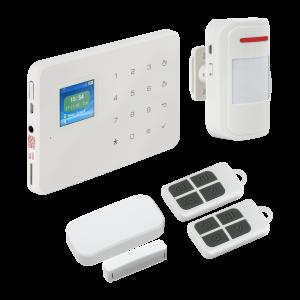 KR-G18 * Kit alarma wireless, 99 zone