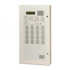 FP2864C-45 * Centrala adresabila de alarmare la incendiu, 2-8 bucle x 128 adrese, afisaj LCD 8x40 caractere, 16-64 zone, avizata VdS, CPD