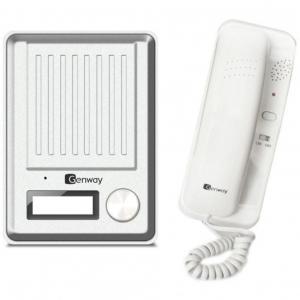 DS2H4 * Set interfon audio pentru vila