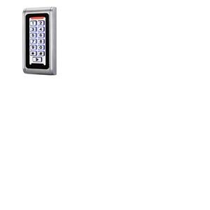 ECK-06L * Dispozitiv de acces stand alone cu actionare prin cartela de proximitate sau cod