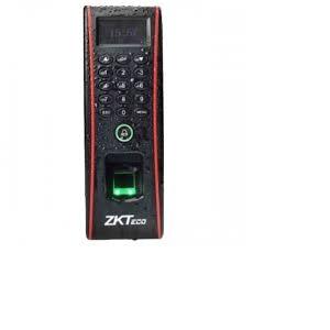 FPA-1700 * Controler de acces cu functie de pontaj, cu cititoare de amprente si de cartele incorporate
