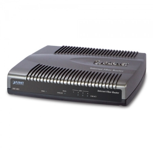 FRT-401 * Internet Fiber Router with 4-Port Switch