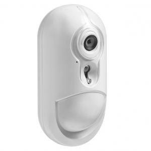 PG-8934P * Detector PIR WIRELESS DSC cu camera cu IR incorporata