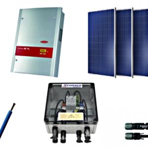 PVS31215 * Modul IGTL 3.0, 12 250W, clasa II, MC4, cablu4mmp 100m