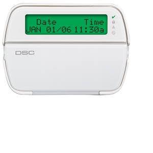 RFK 5500 * Tastatura LCD cu caractere alfanumerice, modul receptor radio inclus