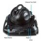 ICA-4230S Full HD Ultra-mini SIP PoE IR IP Camera